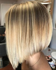 Blonde Color Women's Straight Medium Bob Hairstyles Synthetic Hair Capless Wigs – Hair Styles Inverted Bob Hairstyles, Medium Bob Hairstyles, Short Bob Haircuts, Straight Hairstyles, Layered Hairstyles, Hairstyles Haircuts, Sleek Hairstyles, Haircut Medium, Braided Hairstyles