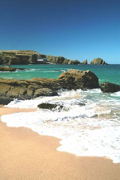 Mother Ivey's Bay, Cornwall