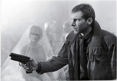 Harrison Ford -- Blade Runner.