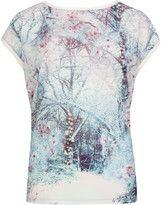 Ted Baker-jamima snow blossom tshirt