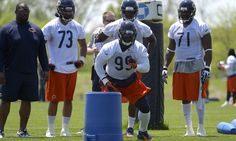5 Bears who could be on chopping block = So far this offseason Ryan Pace has been ruthless in his efforts to overhaul the Chicago Bears' roster into a squad that will be set-up for long-term playoff success. Before the draft, running back Matt Forte, left tackle.....