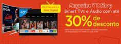 As melhores promoções por categoria. Confira agora no MAGAZINE V R SHOP:  https://www.magazinevoce.com.br/magazinevrshop/categoria/tv-e-video/?sort=-price&page=1