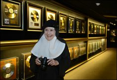 """Even our Elvis Week 2014 guests take advantage of being in Memphis during the week. Mother Dolores Hart, who starred with Elvis in """"Loving You,"""" took a few minutes to tour Graceland after her Elvis Week appearance."""
