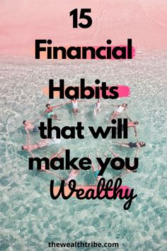 Habits Of Successful People, Financial Planning, Finance Tips, Resolutions, Money Management, Money Tips, Stock Market, Personal Finance, Business Tips