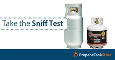 #PropaneFacts - How to recognize the smell of propane? Read more: http://www.propanetankstore.com/propane-facts/#5
