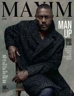 Maxim magazine goes luxe for its September 2015 cover photo shoot. The first male to grace the cover of Maxim, British actor Idris Elba is front and center in a trendy leopard coat. Photographed by Robbie Fimmano, the 42 year-old actor tackles sartorial essentials with a certain ease. Linking up with the magazine, Elba discusses... [Read More]