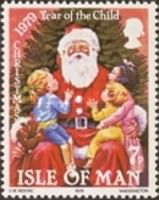 [Christmas Stamp - Year of the Child, type EN]