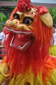 chinese northern lion dance - Google Search