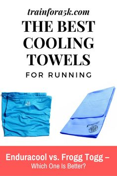 Whether you're a runner or any athlete, sweat and heat can overwhelm you after a tough workout. At that moment, nothing can be better than the fresh feeling of a cooling towel on your neck.But which brand to pick?In this article, we'll answer your question by comparing Enduracool vs. Frogg Togg.