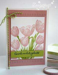Zauberhaft-handgemacht: Tranquil Tulips #1, SU
