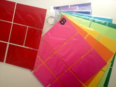 Project Life Organization - how to map out the pages before putting in the binder. {The Crafty Pickle}
