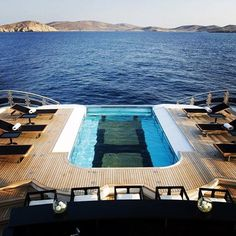 Instagram photo by @ballards.elite via ink361.com Luxury Yachts For Sale, Yacht For Sale, Mykonos, Around The Worlds, Photos, Outdoor Decor, Instagram Posts, Vip, Home Decor