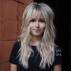 Long Layered Haircuts with Bangs for Fine Hair In 2020 the Best Medium Hairstyles for Thick Hair Layered Haircuts With Bangs, Short Hairstyles For Thick Hair, Haircut For Thick Hair, Pixie Haircuts, Long Layers With Bangs, Bob Hairstyles, Wedding Hairstyles, Braided Hairstyles, Layered Hairstyles