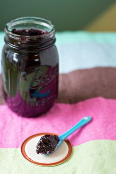 Blueberry Jam | Cook Like A Champion