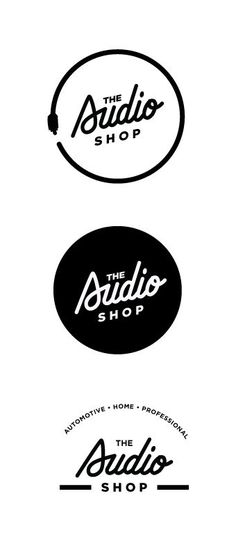 Find tips and tricks, amazing ideas for Logo branding. Discover and try out new things about Logo branding site Blog Logo, Type Logo, Dj Logo, Brand Logo Design, Circle Logo Design, Logo Branding, Branding Agency, Typography Logo Design, Logo Desing