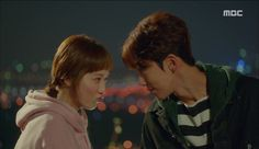 Episode 5 was about Joon Hyung learning her secret while Episode 6 was about Bok Joo learning his secret. I thought he'd get mad and be jealous that she's crushing on his hyung but it a… Weightlifting Kim Bok Joo, Weightlifting Fairy, Kim Bok Joo Swag, Weighlifting Fairy Kim Bok Joo, Shopping King Louis, Joon Hyung, Swag Couples, Kim Book, Nam Joohyuk