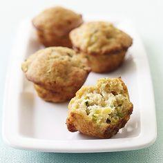 Zucchini Mini Muffins Recipe | Weight Watchers