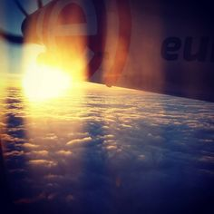 #Sky over #Vilnius #flight to #Warsaw adter the #conference where I talked about #branding and #socialmedia