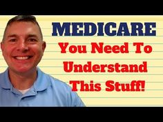 Social Security is confusing? Wait until you try to negotiate the Medicare rules. FUN HAD BY ALL! So, let's start with some basic stuff here. Medicare Part. Economics 101, Retirement Advice, Social Security Benefits, Health Insurance Coverage, Fun At Work, Life Tips, Afghans, Money Management, Disability