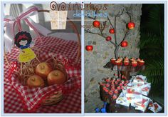 Snow White Birthday Party Ideas | Photo 7 of 9