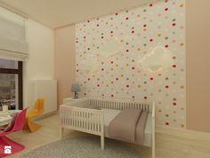 Pokój dziecka styl Nowoczesny Pokój dziecka - zdjęcie od Katarzyna Jaskulska Projektowanie Wnętrz