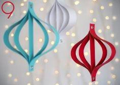 24 Christmas Ornaments Ideas » Random Tuesdays