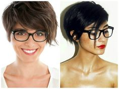 Short and Nice Coiffures Coupe cheveux court femme