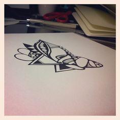#sketchbook #moleskine #art