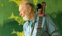 Murió Pete Seeger y los músicos lo recordaron con cálidos mensajes