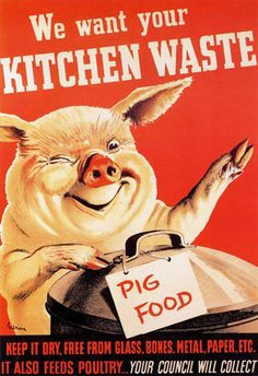 WA99 Vintage WW1 Waste Not Want Not Preserve Food War Poster WWI A1//A2//A3//A4