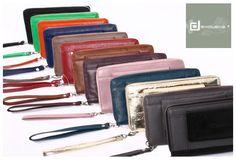 Vandaag bij www.margedeals.nl 24-Hrs Daily Deals    D-Exclusive Clutch & Wallet 6 kleuren    DE Clutch Wallet uit de USA!!  Afmeting 20(L) x 2 (B) x 11(H) cm  GRATIS VERZENDING  Van 69,95 voor 29,95 per stuk!!  100% kwaliteitsleder  Zwart, Camel, Zilver  Blauw, Grijs, Goud  Bij opmerkingen de gewenste kleur aangeven!!  Met make-up spiegel en Smart Phone vakje  Start spreading the news.....MargeDeals