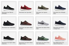 57727f42f86 Nike Roshe Two  All of the Debut Colorways. Nike Roshe TwoVans SneakersNike  ShoesSneaker MagazineAir ...
