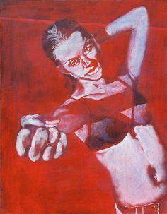 "Yury Ermolenko, ""The friendship fist"", (""LOLITA'S ON THE ARENA"" project) 2007, acrylic on canvas, 100x75 cm. #YuryErmolenko #еrmolenko #rapanstudio #ЮрийЕрмоленко #ермоленко #yuryermolenko #юрийермоленко #юрийермоленкохудожник #modernart #fineart #contemporaryart #painting #impressive #wonderful #colorful #art #picture #girl #sexy #sex #desire #beauty #ardour #passion #beguin #sensual #libidinous #hot #nude #naked #lolita #vladimirnabokov #arena #живопись #artwork #picture #friendship #fist…"
