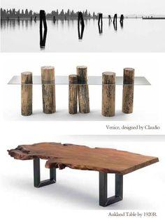 sweet log table
