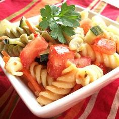 Simple Pasta Salad Allrecipes.com