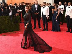 Beyoncé - The Costume Institute Gala, May 2014