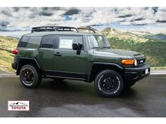 Toyota FJ Cruiser Trail Team Special Edition