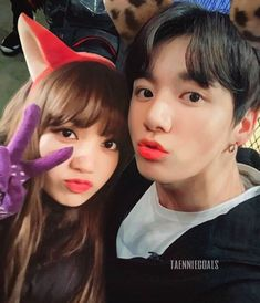 from the story Bangtanpink aynı evde by parkrosie_young (Park Rosie Young) with reads. Foto Jungkook, Foto Bts, Kim Jennie, Baby Park, Lisa Blackpink Wallpaper, Les Bts, Cute Baby Cats, Kpop Couples, Korean Couple