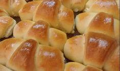 Hot Dog Buns, Hot Dogs, Feta, Hamburger, Bread, Brot, Baking, Burgers, Breads