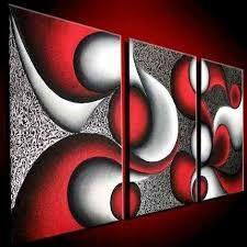 Resultado de imagen para pintura abstracta al oleo