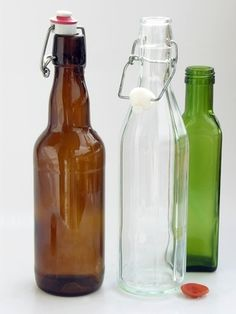 How to Cut Glass Bottles With a Dremel