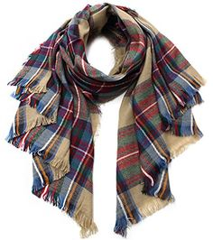 Designer's Inspired Plaid Tartan scarf or Wrap or Shawl Huge COLOR unbranded http://www.amazon.com/dp/B009PSL372/ref=cm_sw_r_pi_dp_SIDcwb0CWFKXN