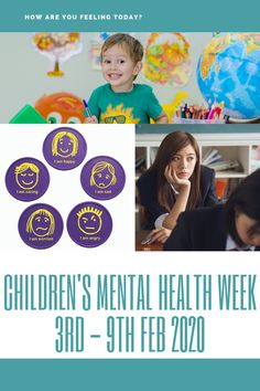 It's always good to talk 💙 Children's Mental Health Week, Angry Child, I Am Worried, I Am Happy, School Supplies, No Worries, How Are You Feeling, Classroom, Teacher