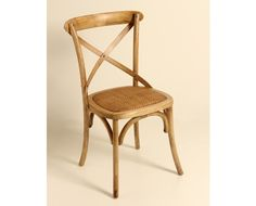 Cadeira Paris Cor Carvalho Americano