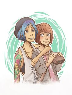 "Pricefield (Life is Strange) - ""Forever…"" by Jaelyngs"
