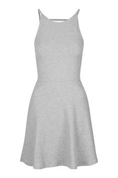 Strappy Back Tunic Dress
