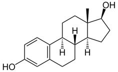 Idea: Estradiol (estrogen) molecular tattoo