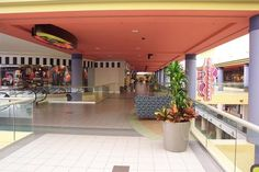 """2005 A renovation of the less traveled third floor also occurred, with the addition of teen geared stores; this addition was called """"Trendz on Top"""" Southdale Shopping Center, Shopping Mall, Valley Fair, Minnesota Historical Society, Eden Prairie, Strip Mall, Z Photo, Construction Worker, Three Floor"""