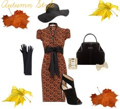 """Autumn Style"" by hubbstyle on Polyvore"