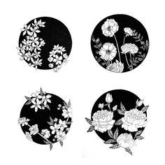 inktober 2019 Lovely floral design by Rose Tattoos, Black Tattoos, Body Art Tattoos, Tattoo Drawings, Art Drawings, 16 Tattoo, Hand Tattoo, Tattoos Lindas, Dibujos Tattoo